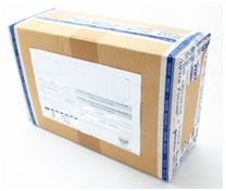 Вид коробки Почты России